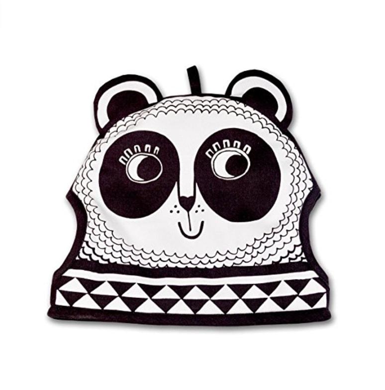 cocon d 39 amour panda couvre th i re panda vision d 39 artiste. Black Bedroom Furniture Sets. Home Design Ideas